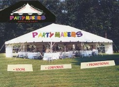 Party Makers Tent